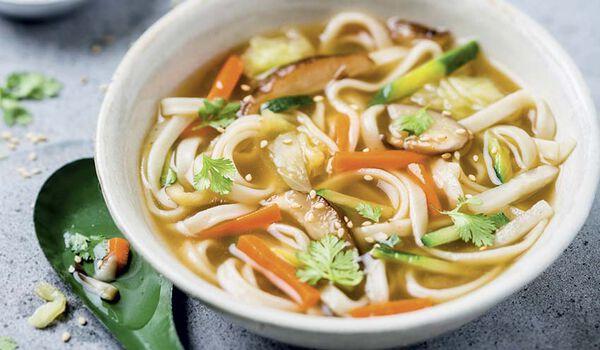 Soupe à la chinoise