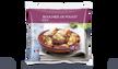 Bouchées de poulet tikka marinées, cuites