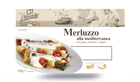 Merlu blanc à la méditerranéenne