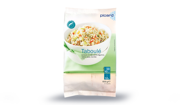 Taboulé, portionnable