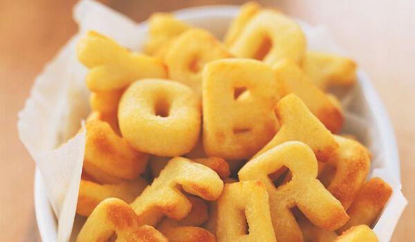 Pommes Alphabet