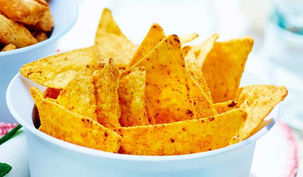 tortilla chips 125 grs
