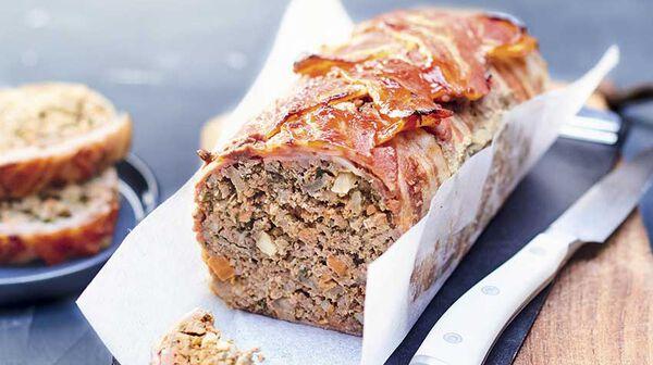 recette pain de viande meatloaf recettes les plats picard. Black Bedroom Furniture Sets. Home Design Ideas