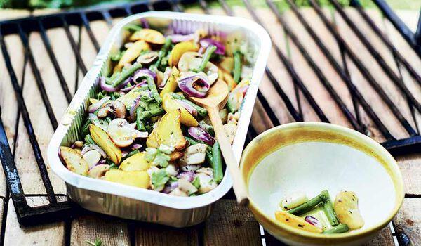 Légumes à la campagnarde à rôtir