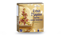 2 sapins marron-courge butternut