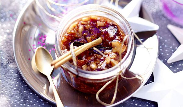 confiture de figues epices