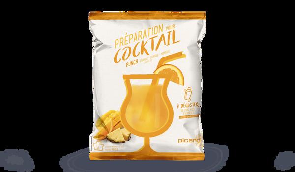 Préparation pour cocktail : Punch
