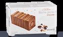 Bûche glacée chocolat, 8 à 10 parts