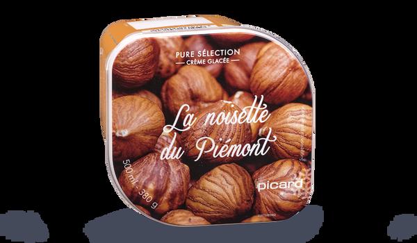Glace La noisette du Piémont