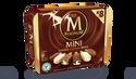 8 Mini Magnum Classic Amande Blanc