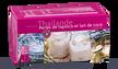 Perles de tapioca et lait de coco