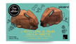 2 petits lapins de Pâques chocolat-noisette