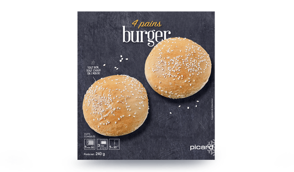 4 pains burger