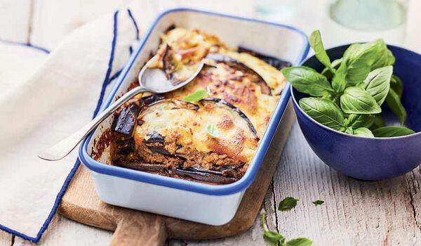 Moussaka surgel s les plats cuisin s picard for Picard plats cuisines