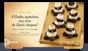 8 étoiles apéritives aux noix de St-Jacques