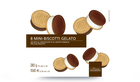 8 mini-biscotti vanille-chocolat