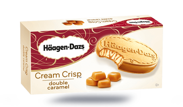 Cream Crisp Double Caramel