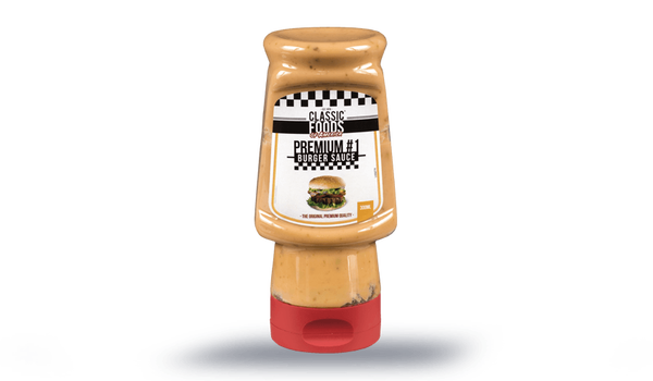 Sauce #1 Premium Burger
