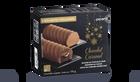 2 bûchettes pâtissières chocolat-caramel