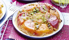 Mini-tatin abricot-pistache - Paprikas