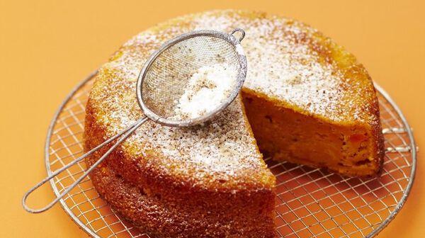 recette gâteau moelleux à la carotte - recettes les desserts - picard