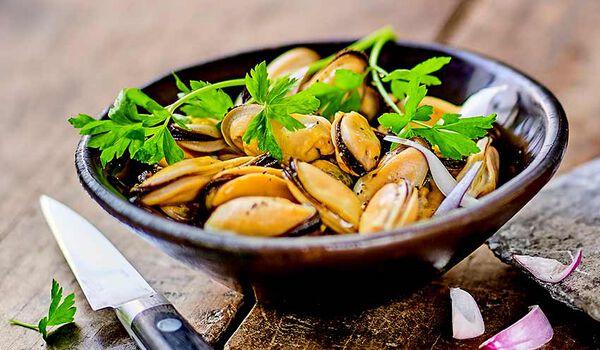 Moules du Pacifique cuites décoquillées, Chili