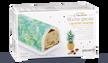 Bûche glacée caramel-ananas, 8 parts