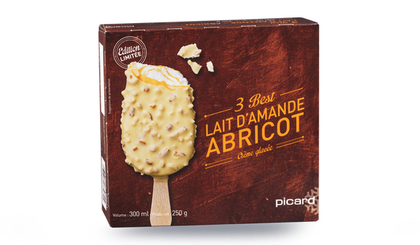 3 Best lait d'amande abricot