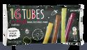16 Tubes, sorbets plein fruit et glace à l'eau