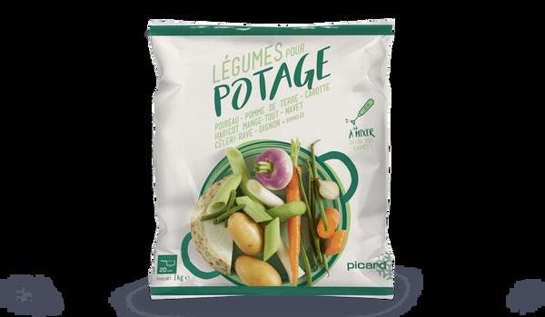 Légumes pour potage