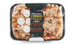 Pizza duo 4 fromages - Poulet bacon oignon
