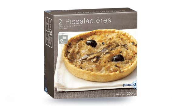 2 pissaladières