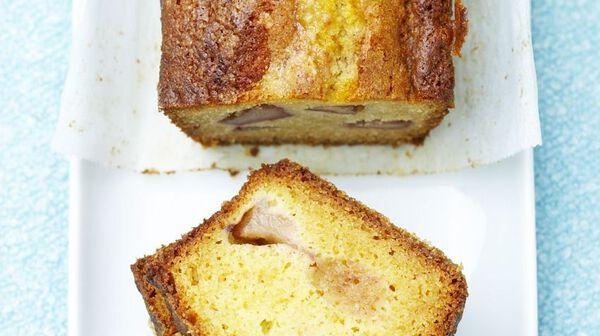Cake façon pain d'épices aux fruits