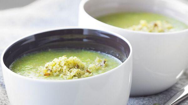 Soupe de légumes vapeur et boulghour