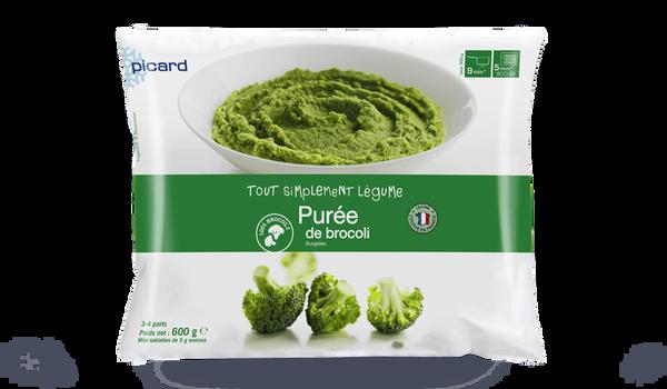 Purée de brocoli