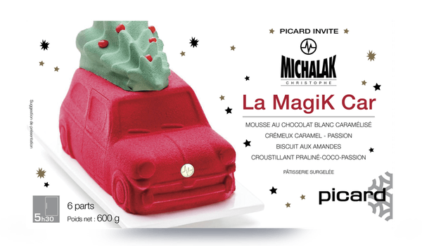 La Magik Car de C. Michalak, 6 parts