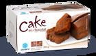 Cake au chocolat, pur beurre, à réchauffer
