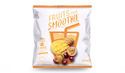 Fruits pour smoothie mangue, raisin, physalis