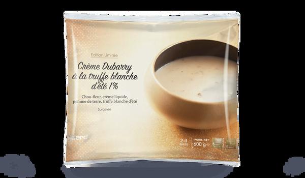 Crème Dubarry à la truffe blanche d'été 1%