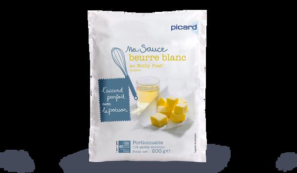 Sauce beurre blanc au Noilly-Prat