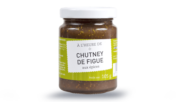 chutney de figues aux pices surgel s l 39 picerie picard. Black Bedroom Furniture Sets. Home Design Ideas