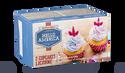 2 cupcakes licorne