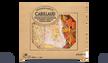 Cabillaud, légumes glacés, boulghour et quinoa