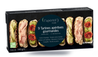9 tartines apéritives gourmandes