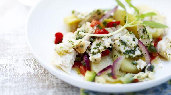 Salade de thon à la méridionale