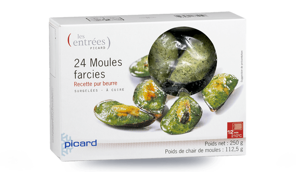 24 moules farcies