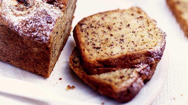 Banana bread au panais