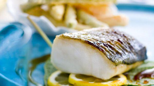 Recette dos de cabillaud soja et miel recettes les plats - Cuisiner dos cabillaud ...
