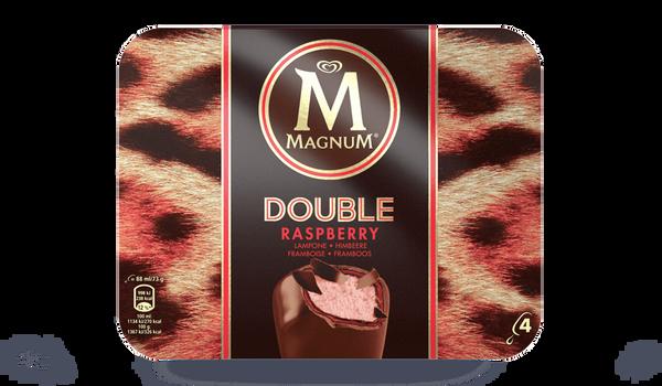 4 Magnum double Framboise