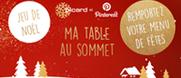 Jeu Pinterest - Ma Table au Sommet